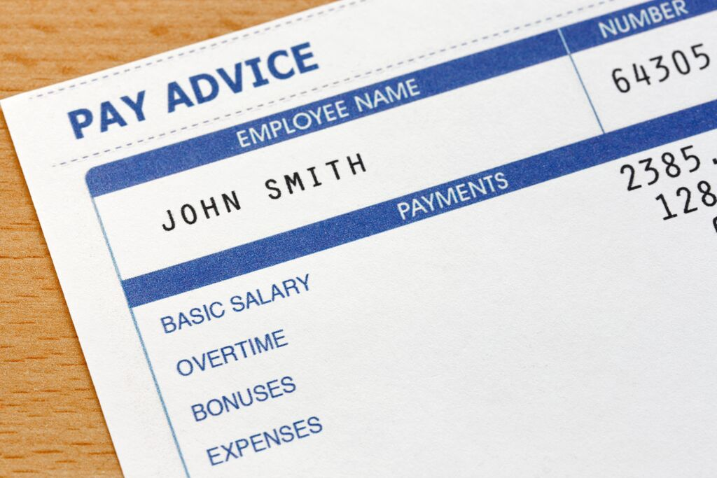 Understanding your Payslip Chartered Accountants and Business – Monthly Pay Slip