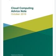 Cloud Computing Advice Note Public Service Organisations Crowleys DFK Xero Cloud Accounting