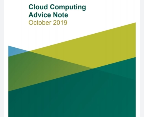 Cloud Computing Advice Note Public Service Organisations Crowleys DFK Xero Cloud Accounting