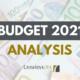 Budget 2021 Analysis