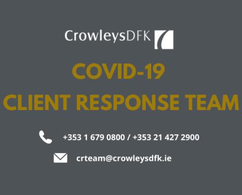 COVID-19 Client Response Team