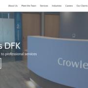 Crowleys DFK New Website