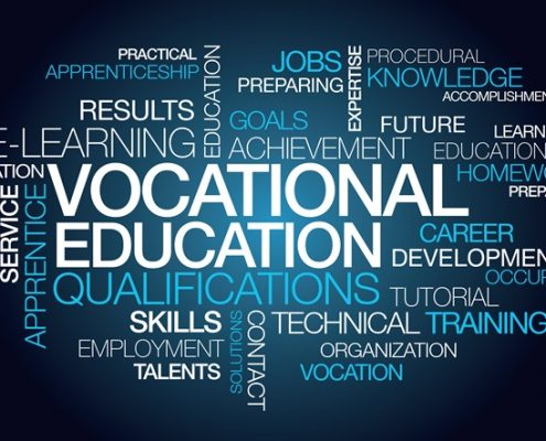vat treatment of education and vocational training