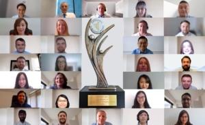 Public Sector Services Award 2021