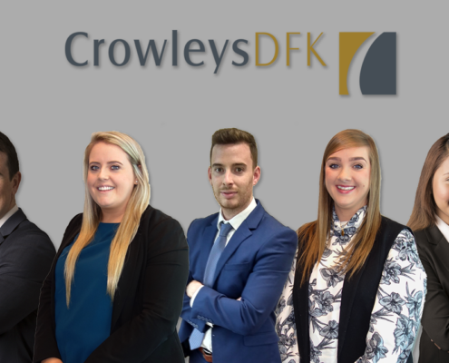 Crowleys DFK Promotion